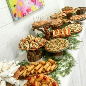 Catering particular